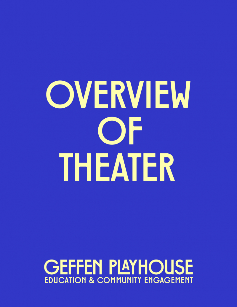 Overview of Theater