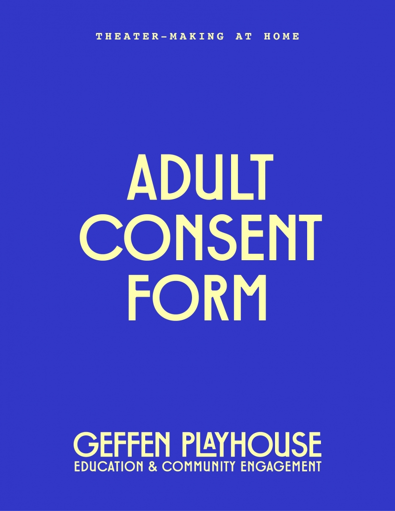Adult Consent Form