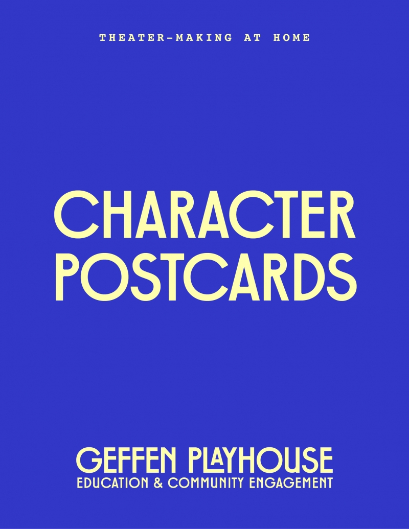 Character Postcards